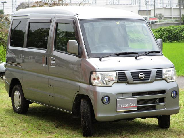 GX ワンオーナー 切替4WD 5速マニュアル リヤヒーター(3枚目)