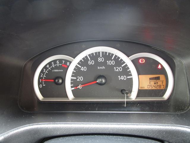 GX ワンオーナー 切替4WD 5速マニュアル リヤヒーター(8枚目)