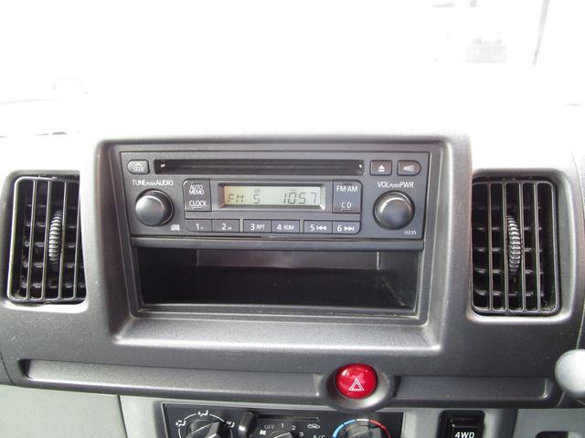 GX ワンオーナー 切替4WD 5速マニュアル リヤヒーター(9枚目)