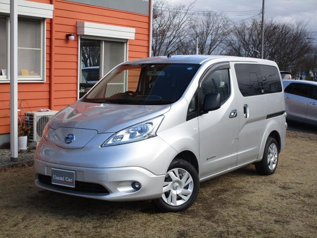 「日産」「e-NV200バン」「その他」「福島県」の中古車2