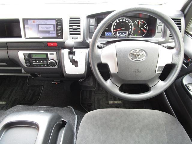 グランドキャビン 4WD10人乗り ETC セーフティセンス(9枚目)