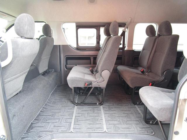 グランドキャビン 4WD10人乗り ETC セーフティセンス(29枚目)