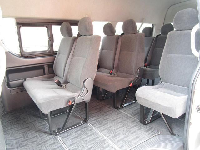 グランドキャビン 4WD10人乗り ETC セーフティセンス(30枚目)