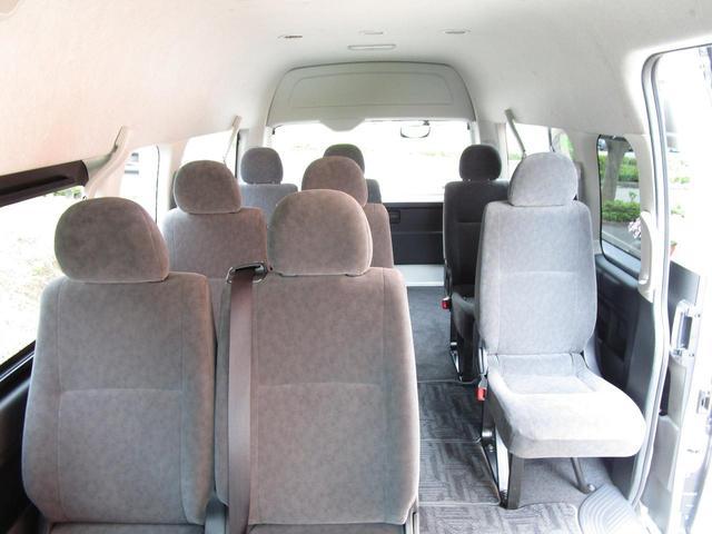 グランドキャビン 4WD10人乗り ETC セーフティセンス(31枚目)