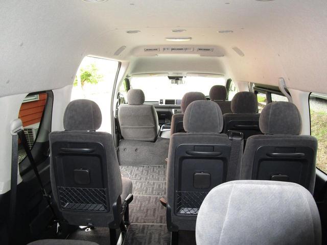 グランドキャビン 4WD10人乗り ETC セーフティセンス(34枚目)