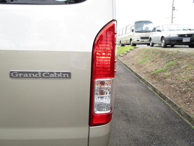 グランドキャビン 4WD10人乗り ETC セーフティセンス(38枚目)