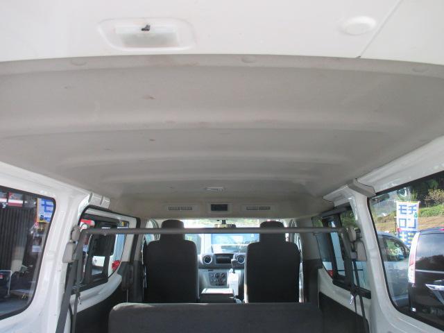 ロングDXターボ 4WD 片側スライドドア ディーゼル(12枚目)