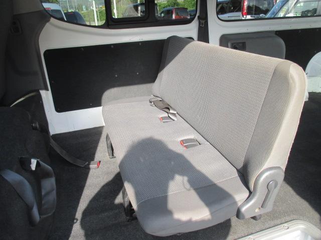 ロングDXターボ 4WD 片側スライドドア ディーゼル(14枚目)