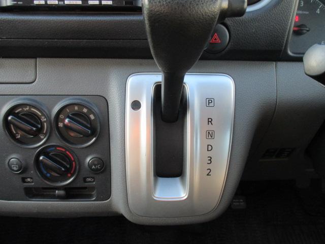 ロングDXターボ 4WD ディーゼル 両側スライドドア(11枚目)