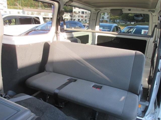 ロングDXターボ 4WD ディーゼル 両側スライドドア(14枚目)