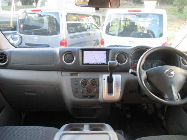 ロングDXターボ 4WD ディーゼル 両側スライドドア(15枚目)