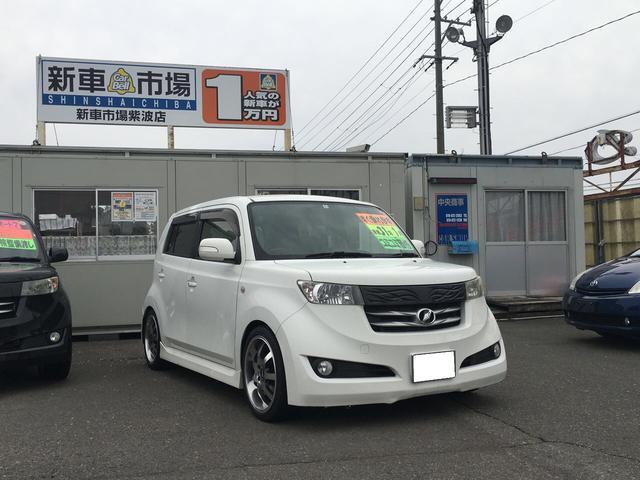 トヨタ bB 純正オーディオ オートエアコン スマートキー