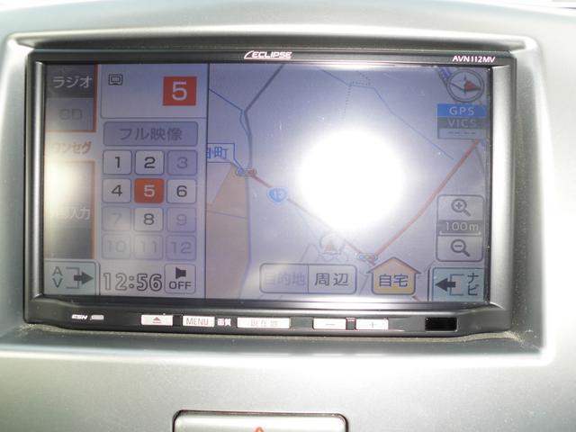 スズキ ワゴンR FX 4WD エクリプスナビ DTV ETC シートヒーター