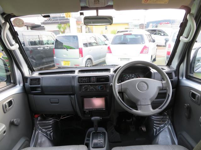 CD 切り替え付4WD ハイルーフ 社外カロッツェリアナビゲーション デジタルテレビ 社外14AW 社外サス スタッドレスタイヤ付 両側スライドドア(14枚目)