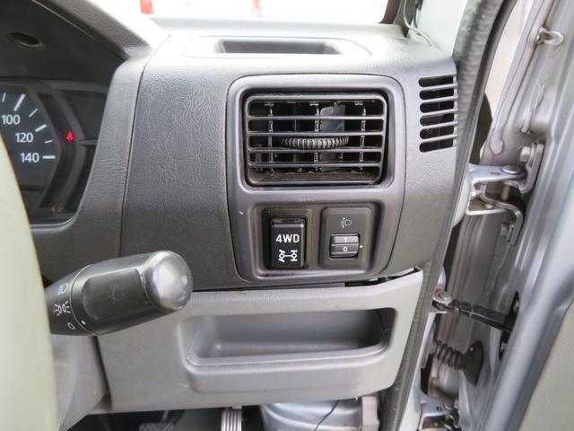 CD 切り替え付4WD ハイルーフ 社外カロッツェリアナビゲーション デジタルテレビ 社外14AW 社外サス スタッドレスタイヤ付 両側スライドドア(19枚目)