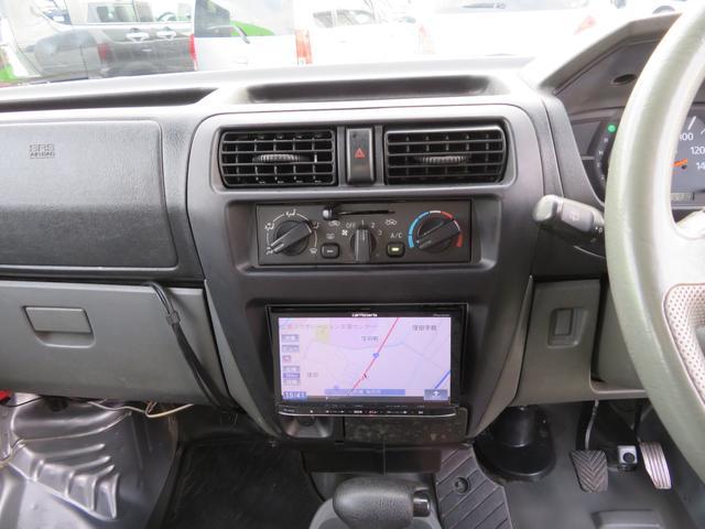 CD 切り替え付4WD ハイルーフ 社外カロッツェリアナビゲーション デジタルテレビ 社外14AW 社外サス スタッドレスタイヤ付 両側スライドドア(24枚目)