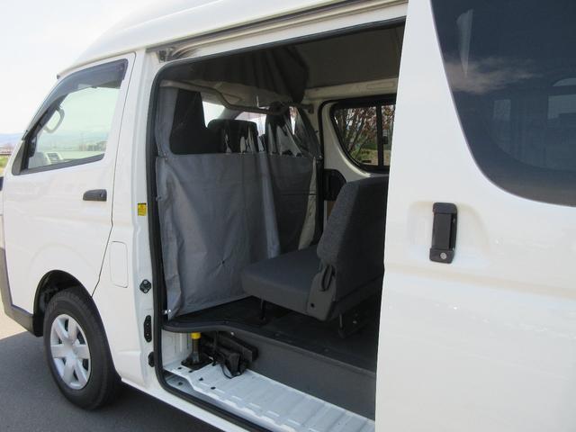 トヨタ ハイエースバン 4WD ロングDX HR ディーゼルターボ