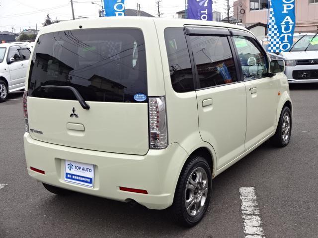三菱 eKワゴン M 4WD 純正CD シートヒーター キーレス 保証付