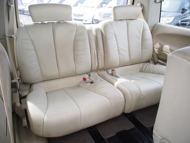 日産 エルグランド 2.5V4WD ナビ 地デジ バックカメラ 本革シート
