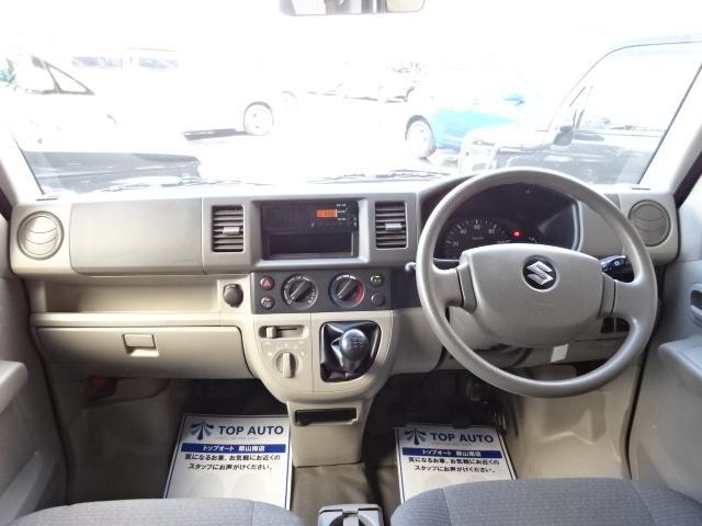 スズキ エブリイ PC ハイルーフ 4WD MT車 キーレス 保証付