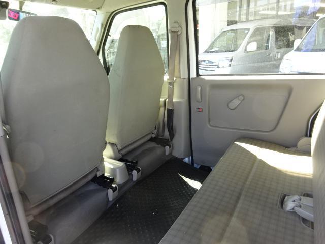 PA ハイルーフ 4WD パートタイム4WD 保証付(18枚目)