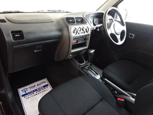 カスタムL 4WD ターボ キーレス CD 保証付(10枚目)