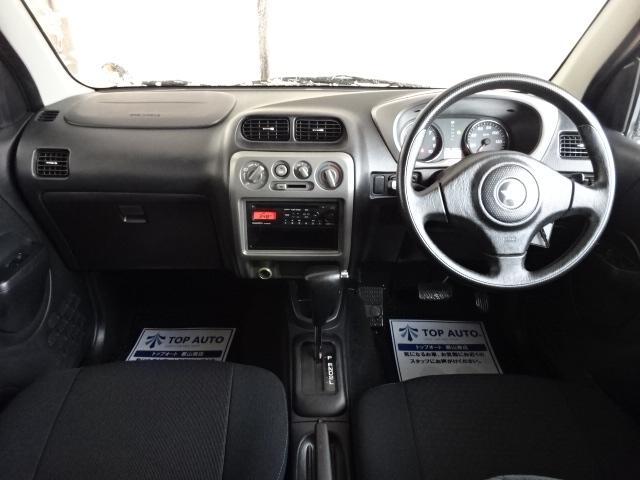 カスタムL 4WD ターボ キーレス CD 保証付(12枚目)