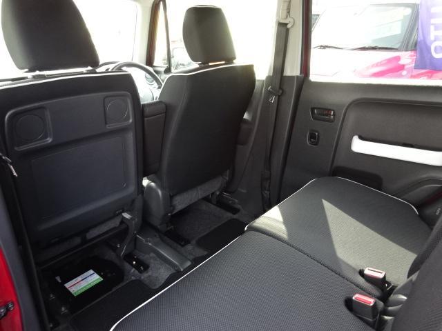 スズキ ハスラー Xターボ 4WD ナビ Bカメラ ETC 保証付