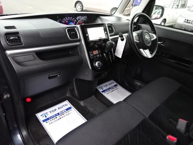ダイハツ タント カスタムRS 4WD Wパワスラ ナビ フルセグ 保証付