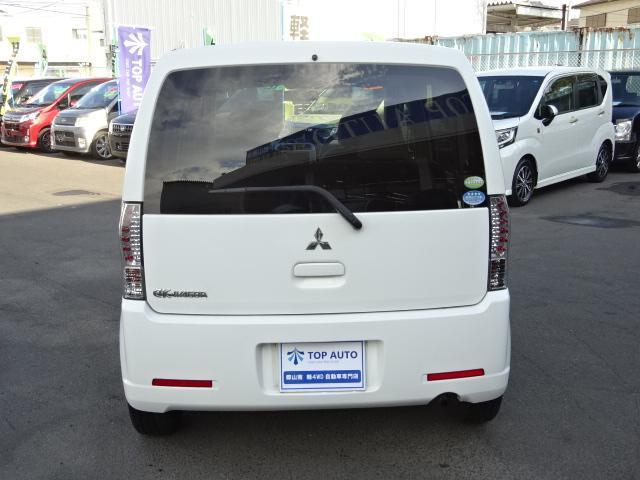 G 4WD ワンオーナー 社外アルミ キーレス CD 保証付(8枚目)