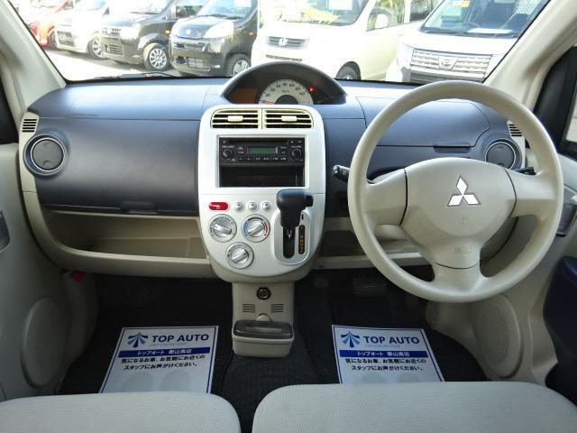 G 4WD ワンオーナー 社外アルミ キーレス CD 保証付(16枚目)