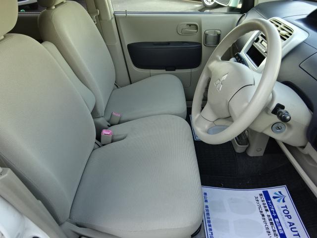 G 4WD ワンオーナー 社外アルミ キーレス CD 保証付(18枚目)