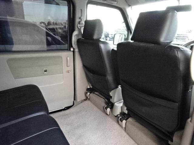 スズキ エブリイワゴン PZターボスペシャル ハイルーフ 4WD 両側電動ドア 保証