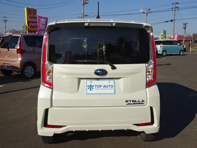カスタムR 4WD ナビ TV LEDヘッドライト 保証付(7枚目)