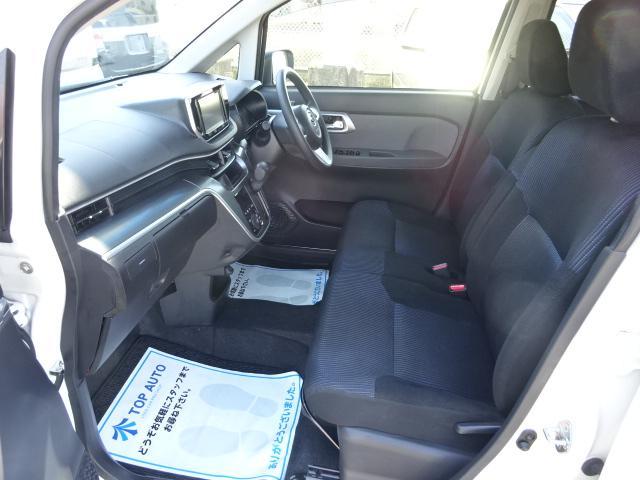 カスタムR 4WD ナビ TV LEDヘッドライト 保証付(18枚目)