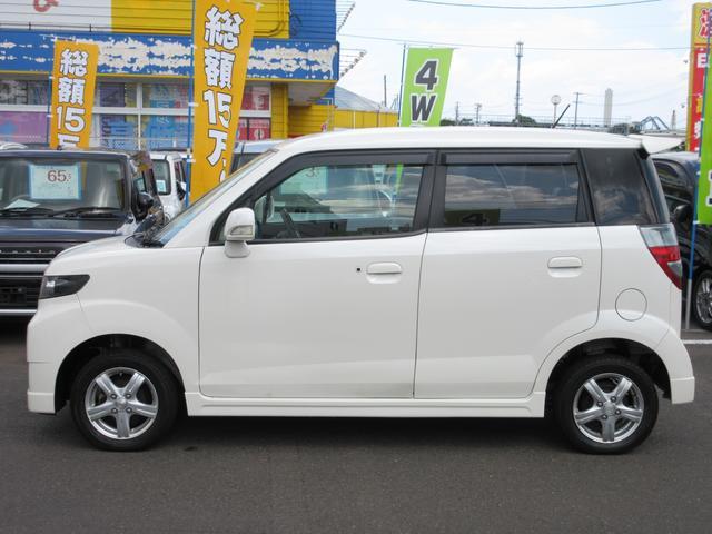 G 4WD スマートキー 純正エアロ HIDライト 保証付(9枚目)