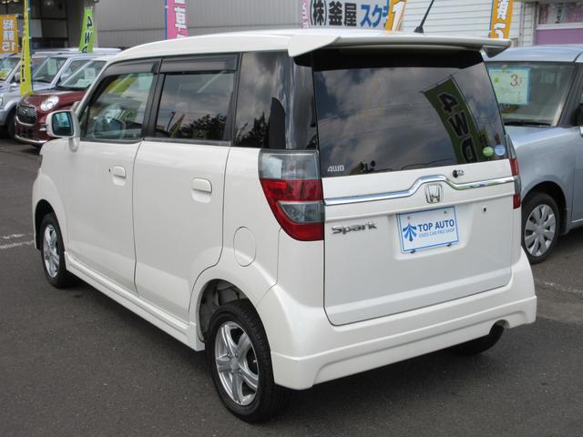 G 4WD スマートキー 純正エアロ HIDライト 保証付(13枚目)