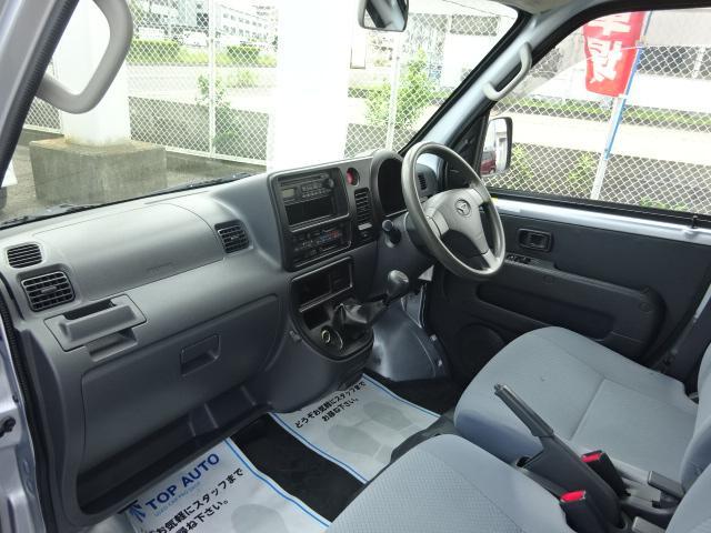 デッキバンG 4WD切替式 タイミングチェーン CD 保証付(14枚目)