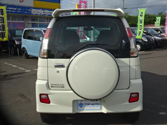 カスタムX 4WD ターボ CD DVD再生 無修復 保証付(7枚目)