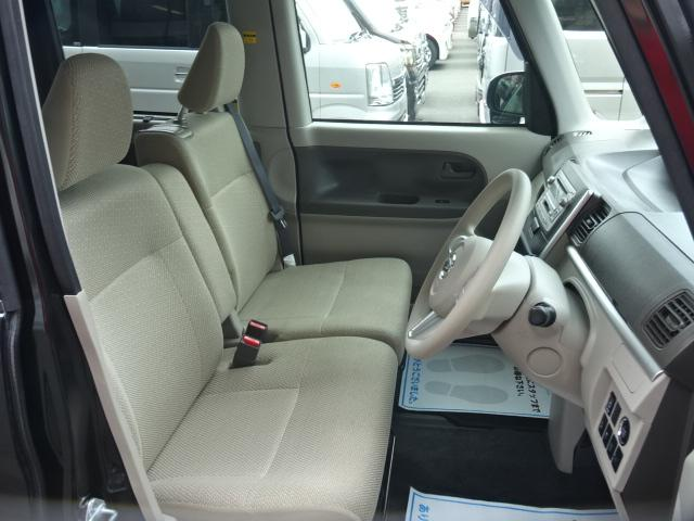 Xターボ SAII 4WD 電動スライドドア CD 保証付(17枚目)