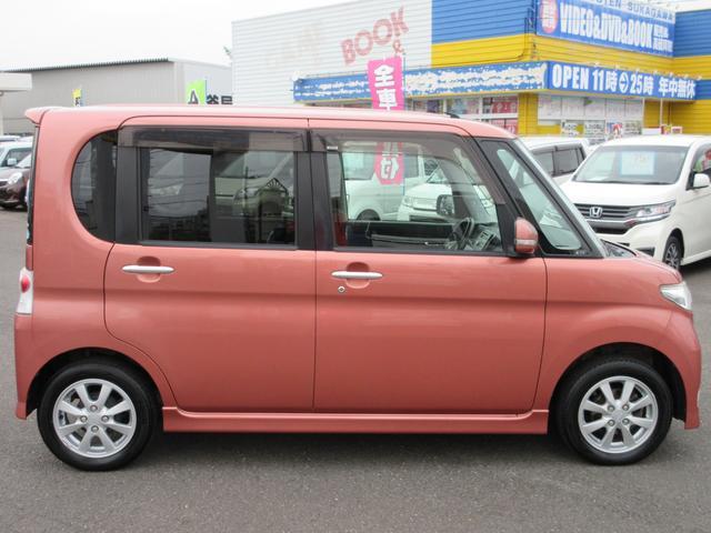 カスタムX 4WD CD HIDライト 無修復歴車 保証付(8枚目)