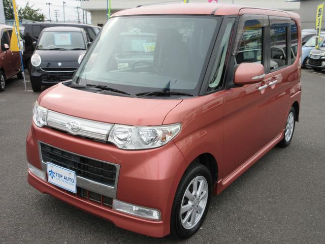カスタムX 4WD CD HIDライト 無修復歴車 保証付(11枚目)
