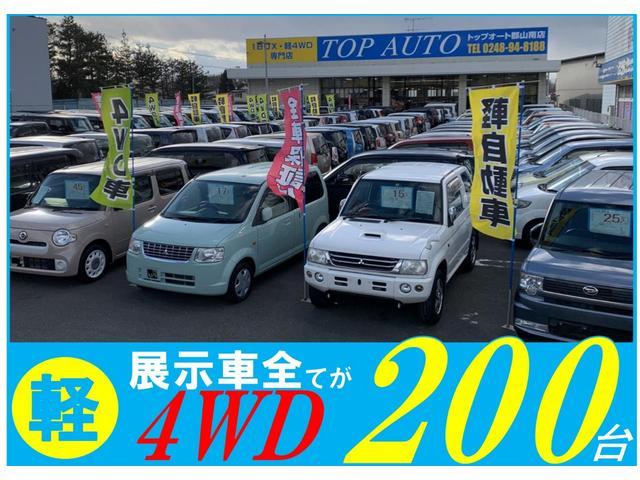 T Lパッケージ 4WD ターボ CD ETC 保証付(2枚目)