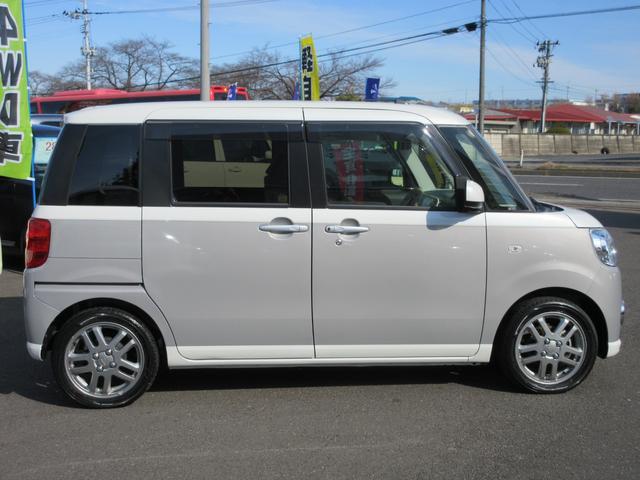 「ダイハツ」「ムーヴキャンバス」「コンパクトカー」「福島県」の中古車8
