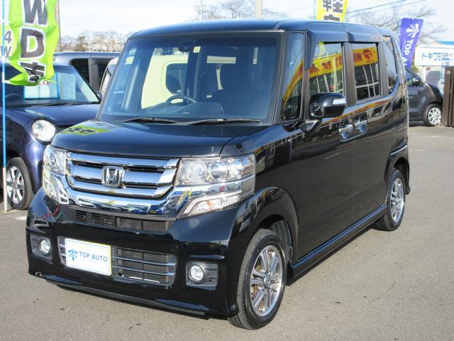 「ホンダ」「N-BOX」「コンパクトカー」「福島県」の中古車11