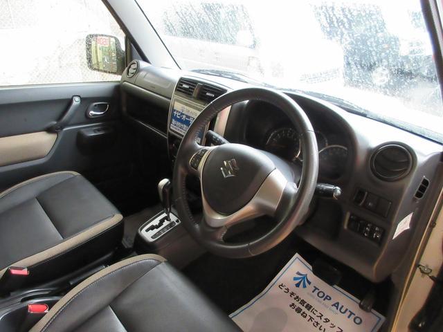ランドベンチャー 4WD 10型 ハーフレザーシート 保証付(16枚目)