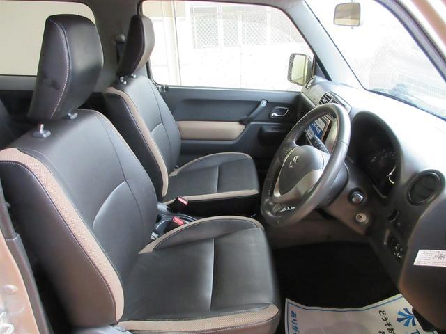 ランドベンチャー 4WD 10型 ハーフレザーシート 保証付(17枚目)
