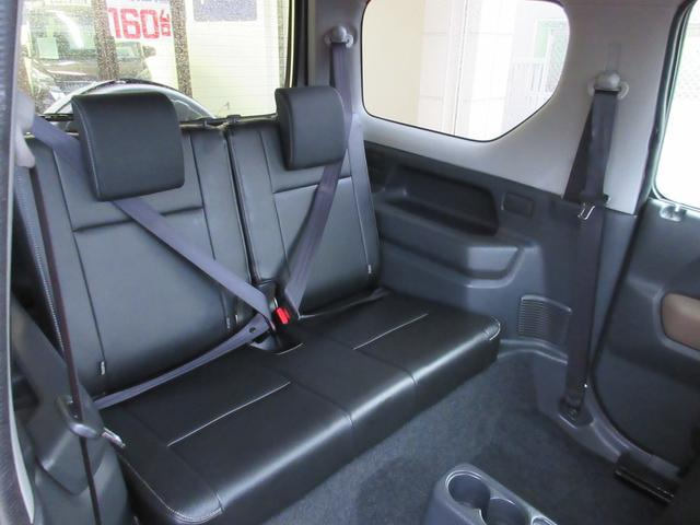 ランドベンチャー 4WD 10型 ハーフレザーシート 保証付(19枚目)