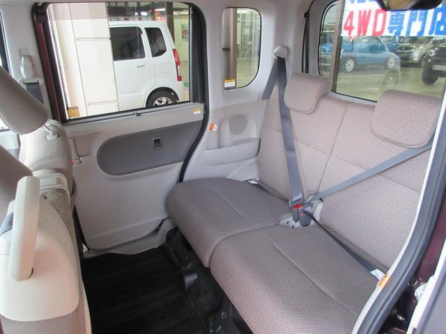 Xターボ 4WD スマートキー アイドリングストップ 保証付(20枚目)