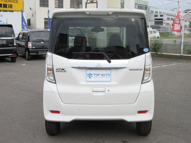 カスタムT セーフティパッケージ 4WD ターボ 保証付(7枚目)